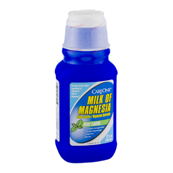 CareOne Milk of Magnesia Mint Flavor