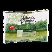 Nature's Promise Organics Cut Leaf Spinach