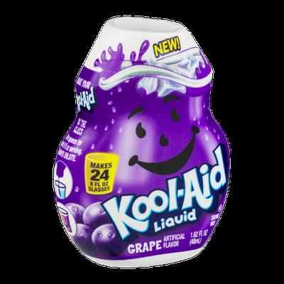 Kool-Aid Liquid Drink Mix Grape