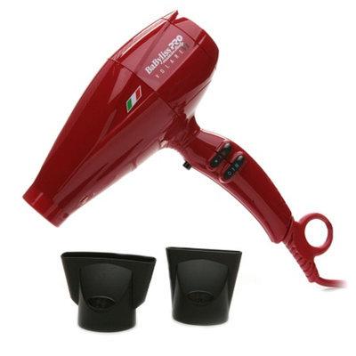BaByliss PRO Nano Titanium Volare V1 Ferrari Professional Luxury Dryer