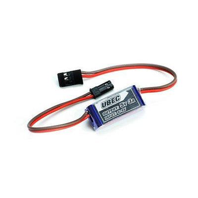 Integy UBEC 5V3A Output (Input: 6V-9V) INTC23901