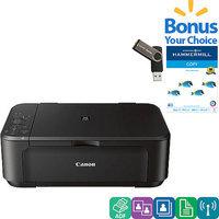 Canon PIXMA MG3522 Wireless Inkjet Photo All-In-One Printer with Bonus Accessory Value Bundle