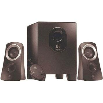Logitech Z313 Speaker System with Subwoofer - Black (980-000382)