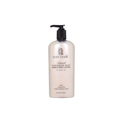 Pure & Basic Body Lotion Caribbean 12 oz.