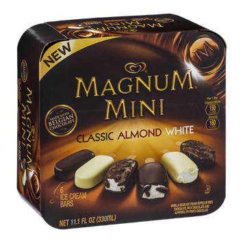 Magnum Mini Ice Cream Bars - 6 CT