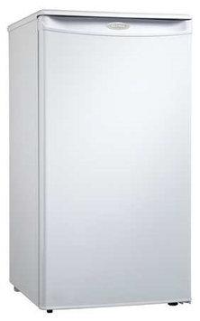 DANBY DCR032A2WDD Refrigerator and Freezer,2.9 cu ft, White