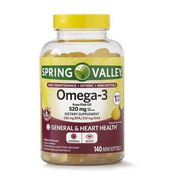 Spring Valley® Omega-3 Fish Oil