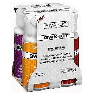 Rivalus QWK Kit Fast-Acting Formula