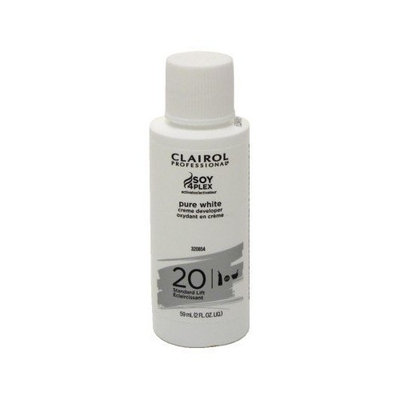 Clairol Professional Pure White 20 Volume 2 oz. (Pack of 12)