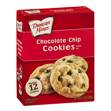 Duncan Hines Chocolate Chip Cookies