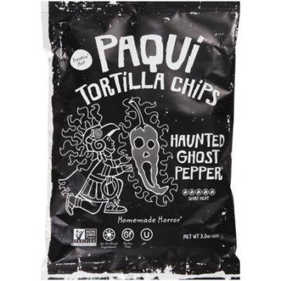 Generic Paqui Haunted Ghost Pepper Tortilla Chips, 5.5 oz