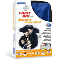 Physicians Care 105pc All Purpose Soft Sided First Aid Kit with Emergency Preparedness Items