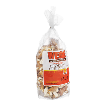 Wege Of Hanover Broken Pretzels Sourdough