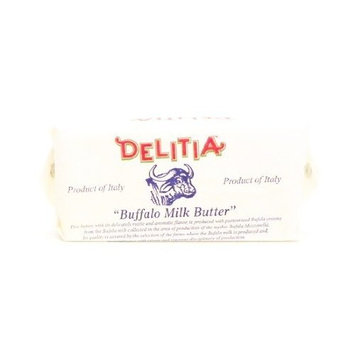 Delitia Buffalo Milk Butter 8 oz