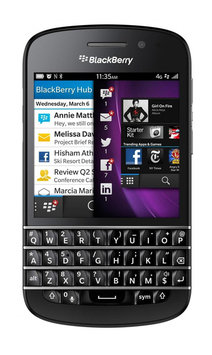 J.c. Hermans Floral Distributors, Inc. BlackBerry Q10 GSM Unlocked OS 10 Cell Phone