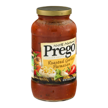 Prego Roasted Garlic Parmesan Italian Sauce