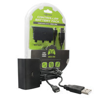 David Shaw Silverware Na Ltd M07031 X1 Controller Battery Pack with Charge Cable, Black