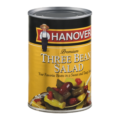 Hanover Premium Three Bean Salad