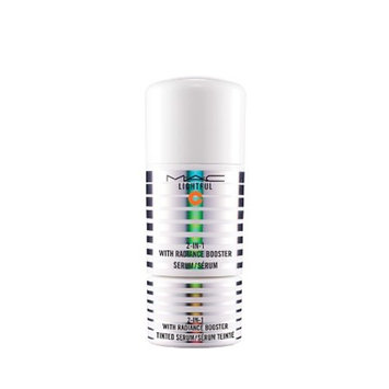 anti ageing Lightful C 2-in-1 Tinted Serum with Radiance Booster