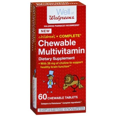 Walgreens Children's Multivitamin