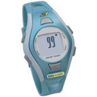 Skechers Strapless Heart Rate Monitor Fitwatch With Pedometer and Calorie Counter (Ladies)