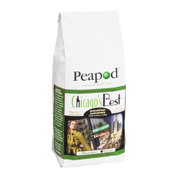 Peapod Chicago's Best Magnificent Mile Blend Ground Coffee