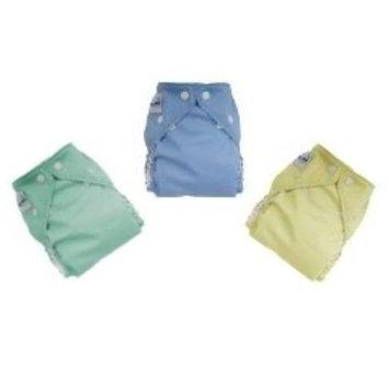 FuzziBunz 12 Pack Elite One Size Gender Neutral Cloth Diapers