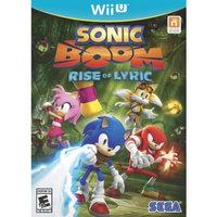 Sonic Boom: Rise of Lyric (Nintendo Wii U)