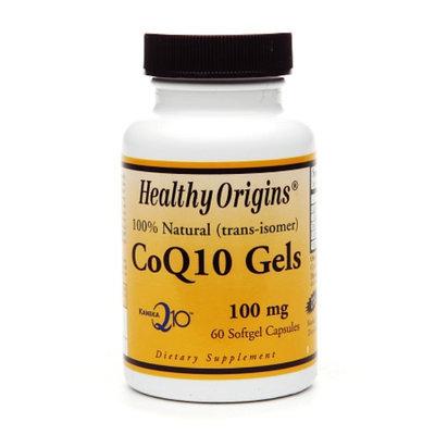 Healthy Origins CoQ10 Gels