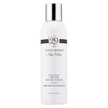 29 by Lydia Mondavi 29 Exfoliating Crush Facial Scrub - 6 oz