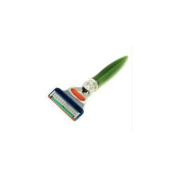 Eshave 12247813921 5 Blade Razor - Green - 1pc