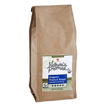 Nature's Promise Organics Organic French Roast Ground Coffee