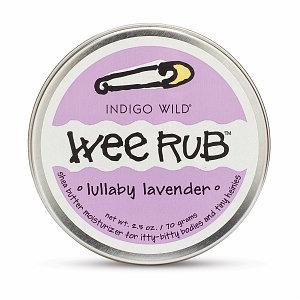 Indigo Wild WEE Baby Moisturizing Rub
