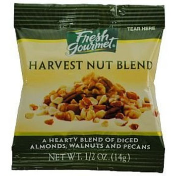 Fresh Gourmet® Harvest Nut Blend (box of 150)