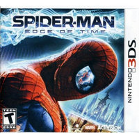 Activision Spider-man: The Edge of Time (Nintendo 3DS)