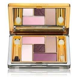 Estee Lauder Pure Color Five Color EyeShadow Palette 15 Posh Petals