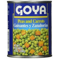 Goya Foods Goya Peas And Carrots