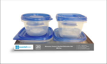 Shye U.s.a. Essential Home 20PC Assorted Storage