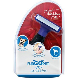 FurGoPet Small Dog Deshedding Tool
