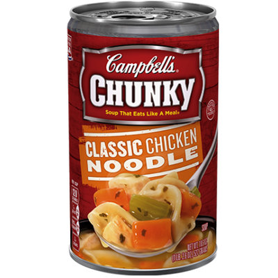 Campbell's® Chunky Classic Chicken Noodle Soup