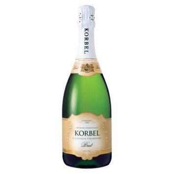 Korbel Brut California Champagne 750 ml