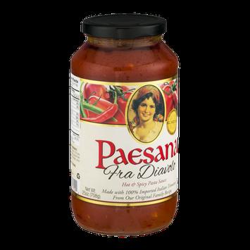 Paesana Hot & Spicy Pasta Sauce