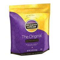 Oregon Chai Oregon Original Chai, Dry Powder Mix - 3lb Bag (Case of 4)