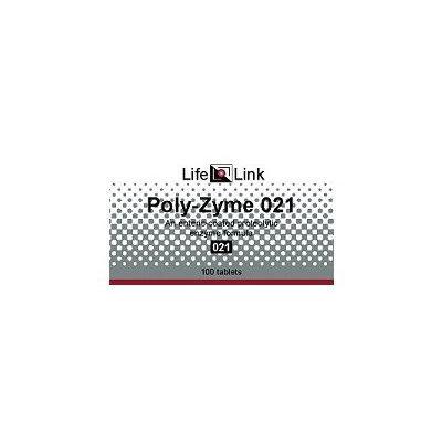Poly-Zyme 021 LifeLink 100 Tabs