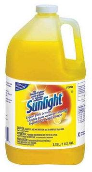 Sunlight Liquid Dishwashing Detergent (1 gal Bottle) [PK/4]. Model: