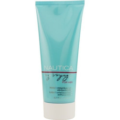 Nautica My Voyage by Nautica for Women. Body Lotion 6.7-Ounce