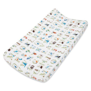 Aden + Anais Changing Pad Cover - Paper Tales