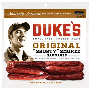 Dukes DUKE'S Shorty Smoked Sausage, Original, 5 Ounce []