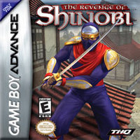 THQ Revenge of Shinobi