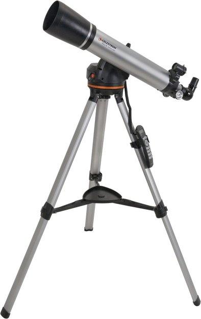 Celestron LCM 90 Refractor Computerized Telescope